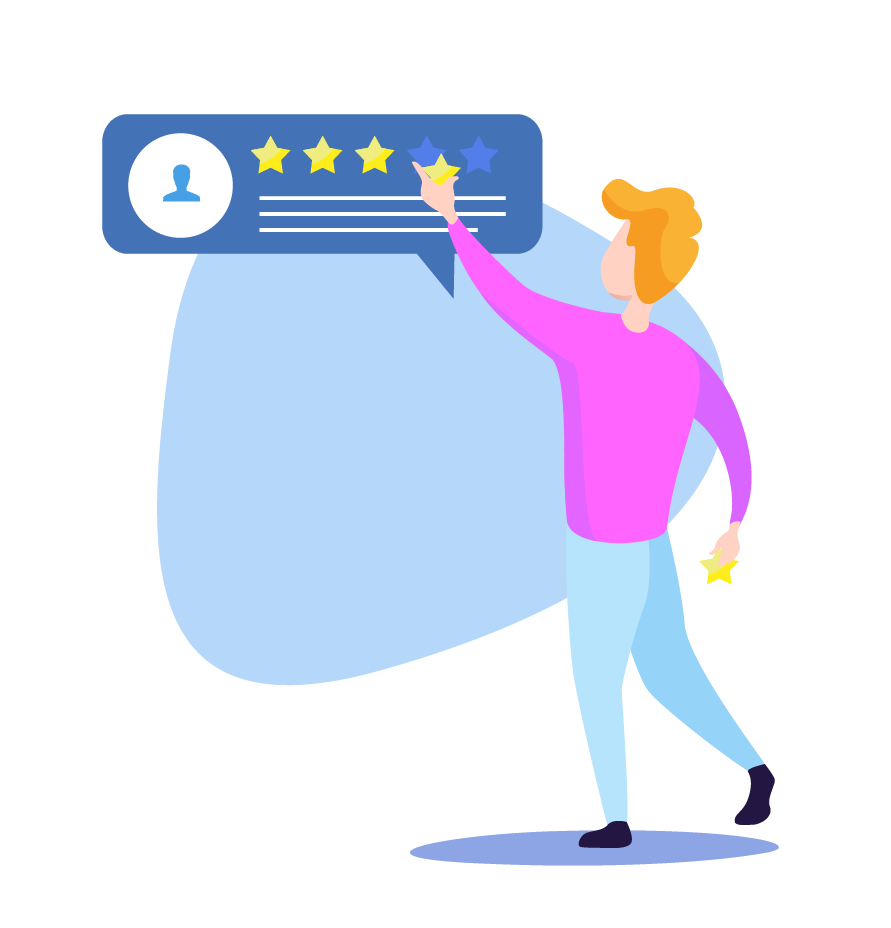 Get Rated on Review Websites