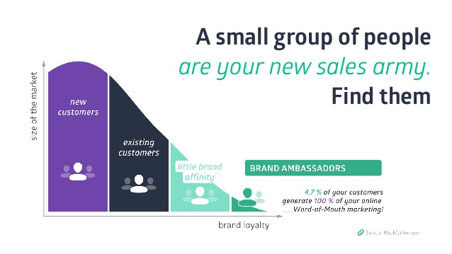 who are the brand advocates
