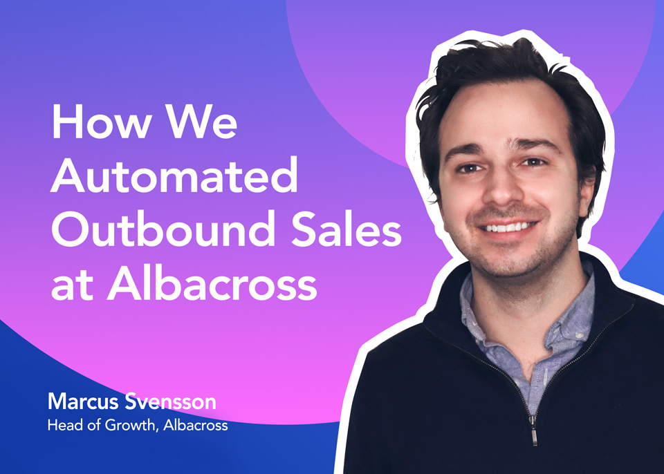 How we Automate Outbound for sales