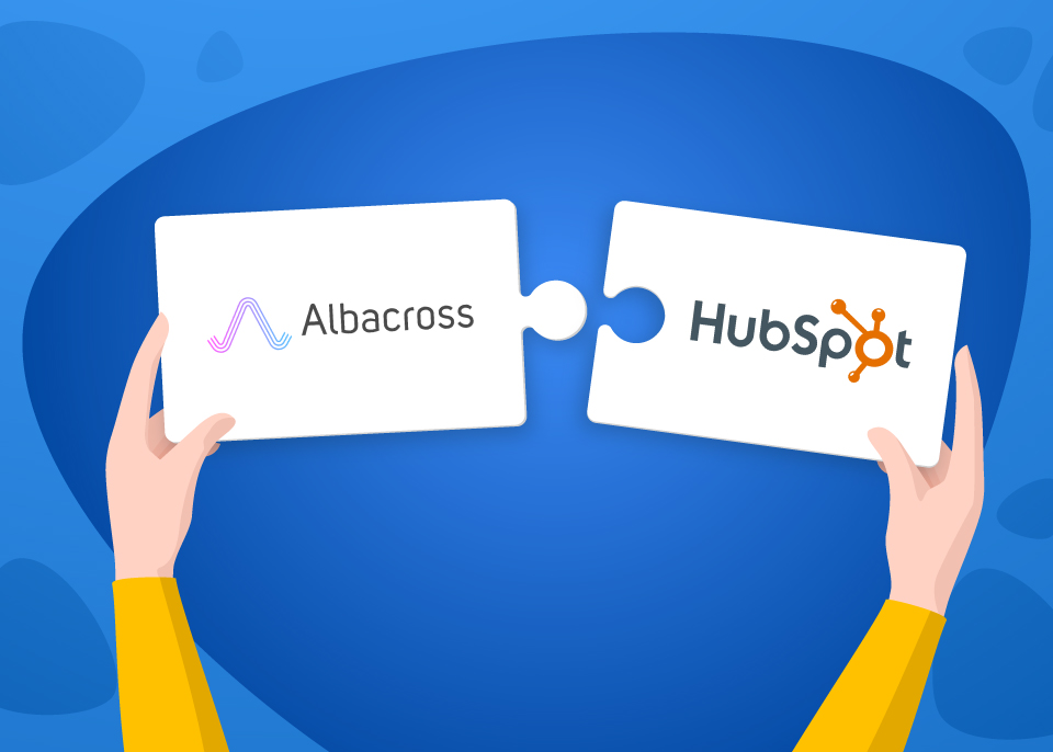 Albacross now integrates with Hubspot CRM!