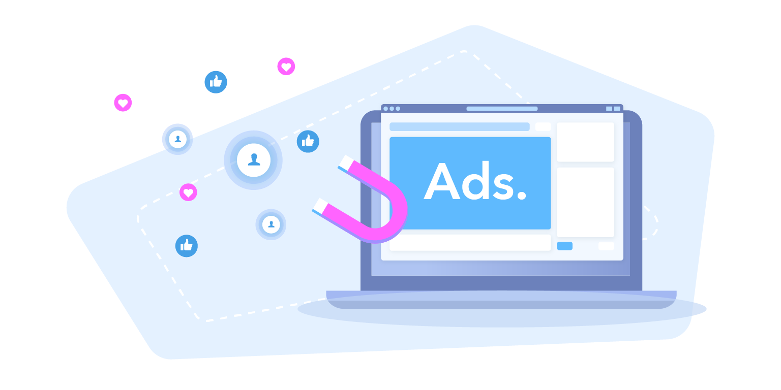 Targeted ads campaigns